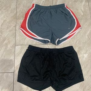XS Nike and Aerie Shorts
